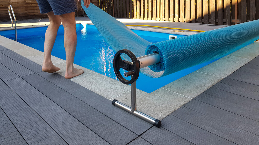 Adjustability of Pool Cover