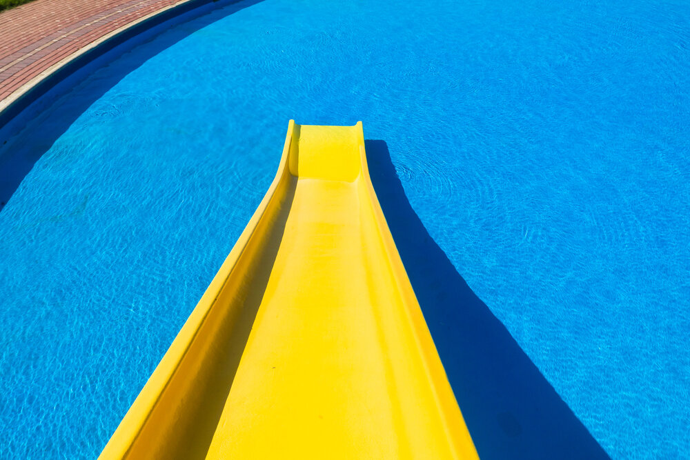 Can You Use A Regular Slide For A Pool