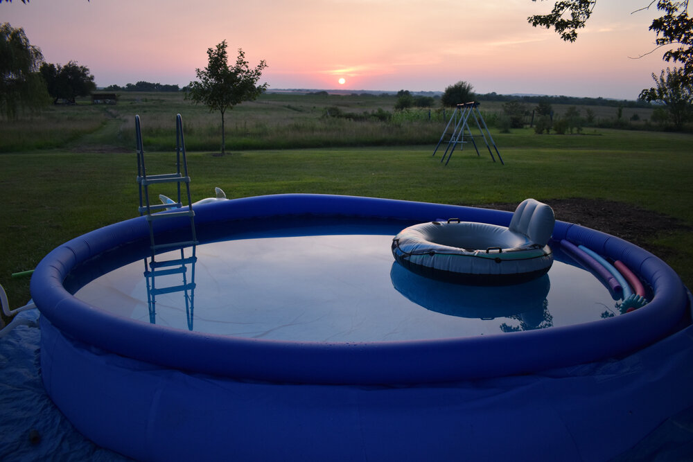 Extra features of Above Ground Pool