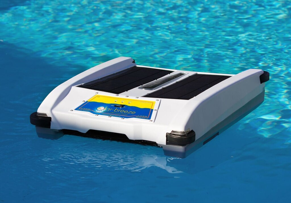 Self-contained pool skimmers