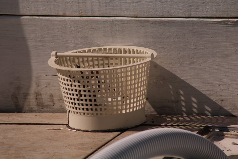 What is a Skimmer Basket for a Pool